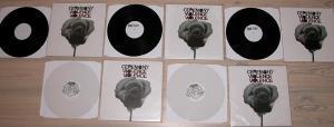 ceremony violence violence lp sound and fury white vinyl