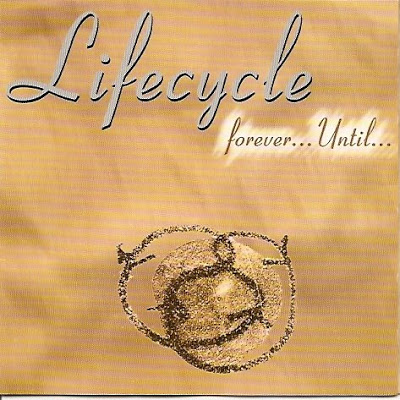 lifecycle CD forever until h8000 front cover sober mind records