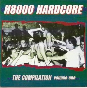 various h8000 hardcore cd cover sober mind genet records