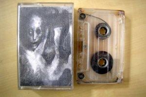 spineless demo tape cassette h8000