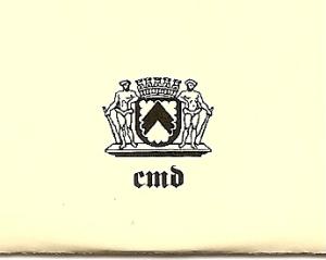 CMD courtrycke mosh division logo h8000 kortrijk