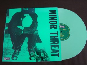 minor threat filler in my eyes lp green dischord vinyl