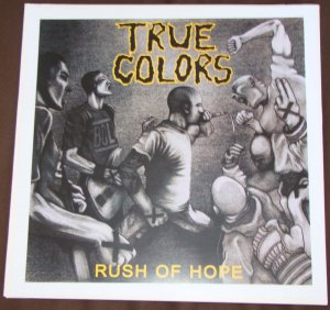 true colors rush of hope lp record release vinyl