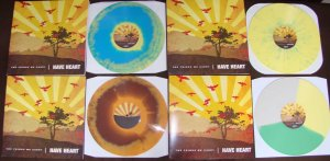 have heart the things we carry lp collection bridge 9