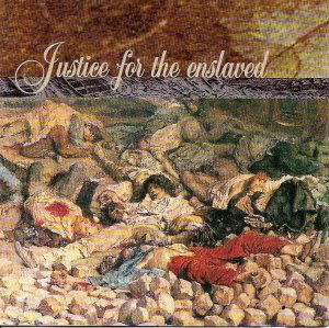 various artists justice for the enslaved cover cd