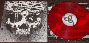 rise and fall into oblivion LP red vinyl reflections records