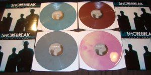 shorebreak from the path of survival lp collection colors vinyl good life recordings