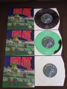 eaten alive collection colors 1917 records 7 inch vinyl