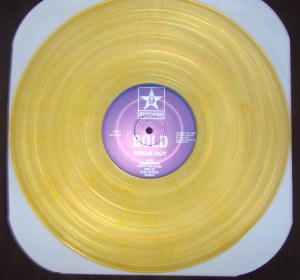 bold speak out final repress close up yellow color vinyl nyhc