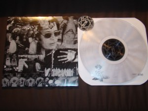 blind to faith LP clear vinyl pre order holy terror records limited