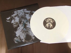 kingdom st s/t lp genet records color colored vinyl white vinyl limited 112