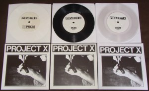 project X reissues official bridge 9 white black clear