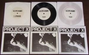 project X reissues official bridge 9 white black clear