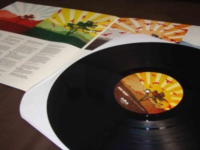 have heart black vinyl gatefold cover version bridge 9 records 100 copies only