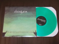strongarm atonement LP green vinyl blood and ink records