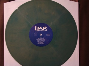 liar invictus LP genet records green vinyl color transitional H8000