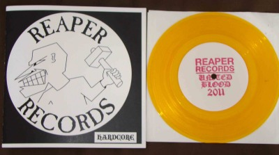 reaper records united blood 2011 compliation