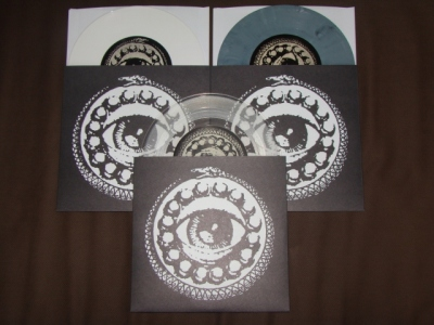rise and fall deceiver color vinyl collection deathwish inc 7 inch