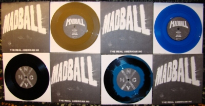 madball real american hardcore 7 inch vinyl collection reaper records