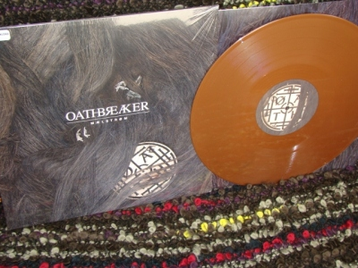 oathbreaker maelstrom LP bronze vinyl deathwish inc