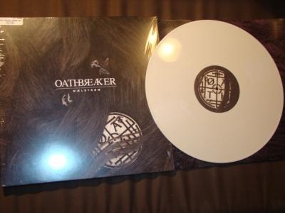 bone vinyl white oathbreaker maelstrom LP vinyl deathwish inc