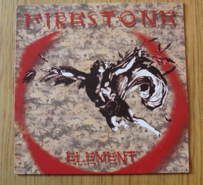 firestone element cover lp sober mind records
