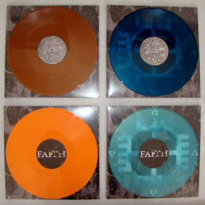 rise and fall faith lp all colors water wind earth fire vinyl deathwish inc