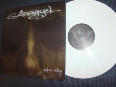 arkangel dead man walking lp white vinyl good life recordings