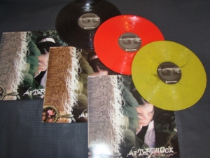 aftershock through the looking glass lp collection red yellow black