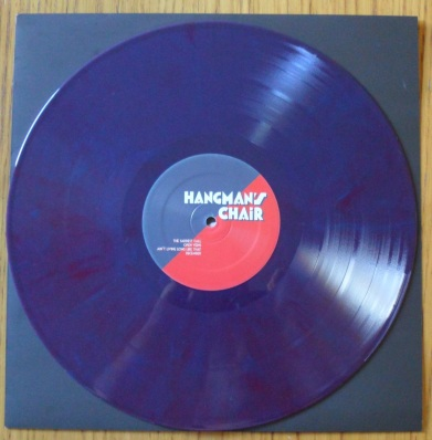 hangman's chair hope dope rope lp color blue purple vinyl