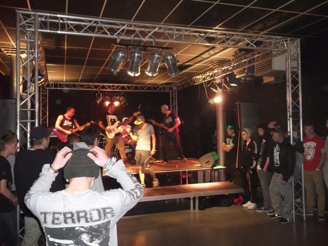 balboa live at good life fest band