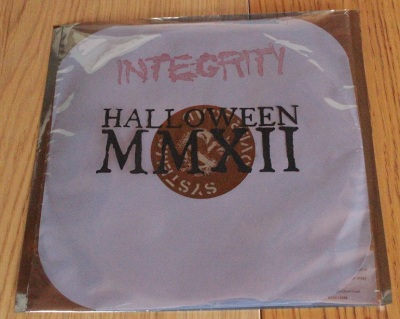 integrity a2 orr mix halloween package red vinyl lp organized crime