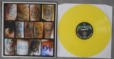 bactrack darker half record release dog pound nation dpn lp limited cover reaper record