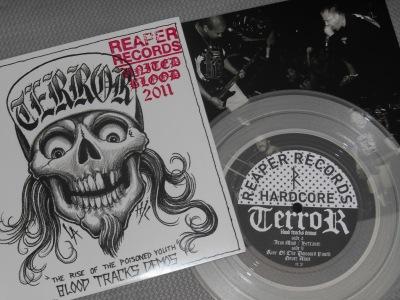 terror blood tracks demo united blood reaper record