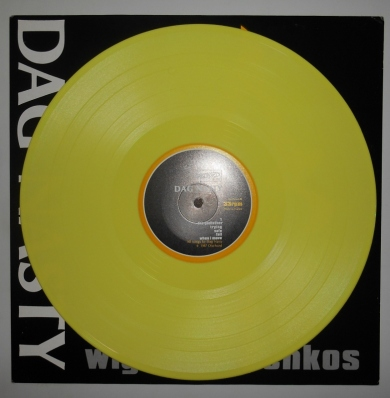 dag nasty wig out at denkos yellow vinyl lp dischord records