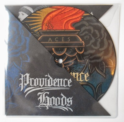 providence hoods 7 inch picture disc first press