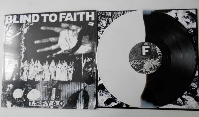 blind to faith vinyl lp reflections color limited the seven fat years are over