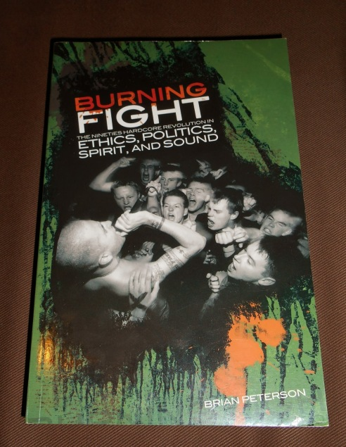 burning fight book revelation records brian peterson