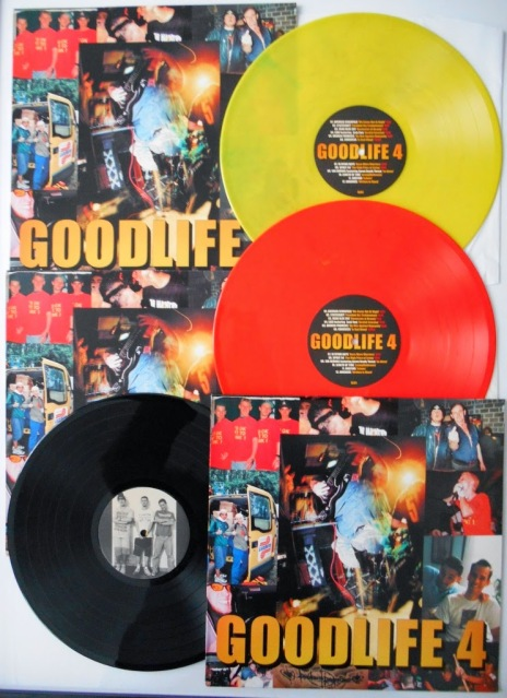 various the good life records recordings vinyl color collection