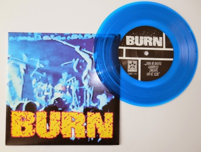burn 7 inch revelation records vinyl reissue