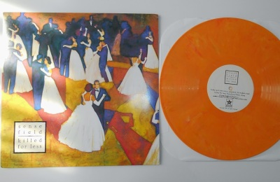 sensefield killed for less vinyl lp revelation records