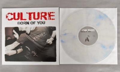 culture born of you vinyl lp clear good life recordings