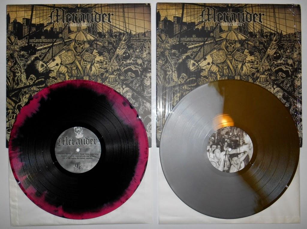 merauder maserkiller lp reaper records reissue color vinyl pre order