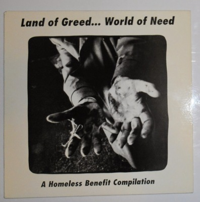 Various artists Land Of Greed World of need LP trustkill Records vinyl