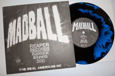 madball nyhc rahc real american hardcore 7 inch reaper records