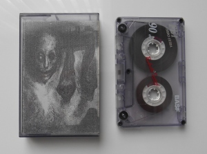 Spineless demo cassette H8000 hardcore straight edge punk metal
