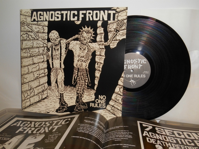 Radio Raheem early demos Agnostic Front NYHC