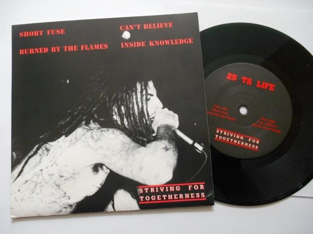 Strving For Togetherness Records