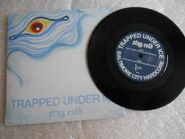 TUI Reaper Records Stay Cold 7 inch