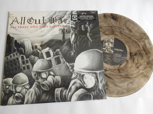 All ut War LP Victory Records 2016 repress
